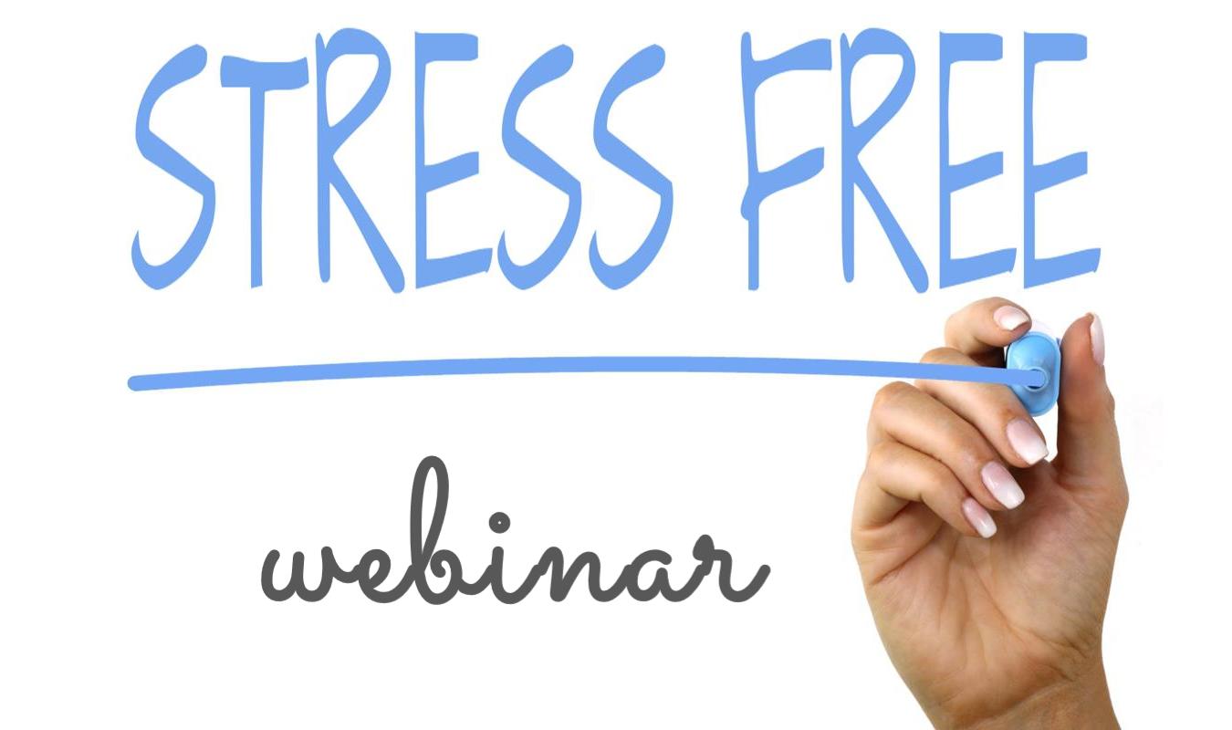 Stress webinar